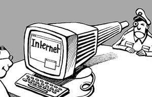 Loi liberticide : la navigation des Français sur le net sous surveillance