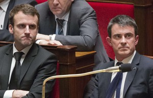 Loi Macron : la solution totalitaire de Manuel Valls