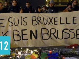Les attentats de Bruxelles, l'UE et l'OTAN