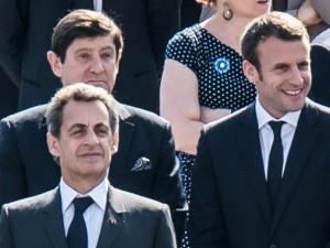 Sarkozy, Macron : les sentiers de la gloire.