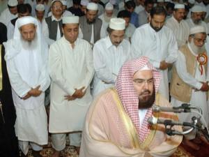 La CHREDO dénonce l'imam de la Mecque.