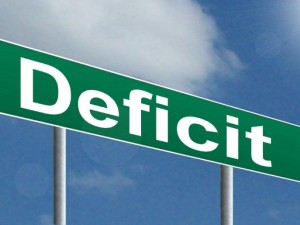 Déficit 2017 : l'objectif de l'exécutif jugé «improbable».