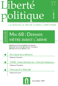 Couverture LP77