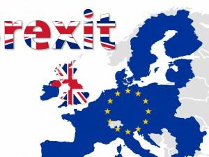 La Grande-Bretagne et le Brexit.