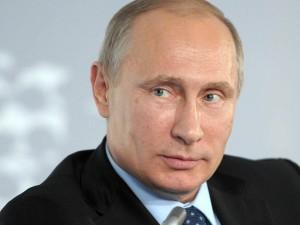 La Russie de Vladimir Poutine.