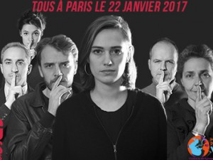 La Grande Marche Pour La Vie.