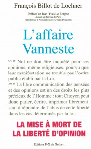 l'affaire Vanneste