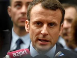 Pour qu'une enquête soit ouverte sur les scandales Macron