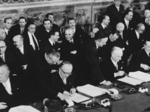 L'UE, facteur de paix ou de guerre ?