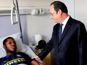 Théo est-il le fils d'un ministre congolais ? Embarrassant pour F. Hollande…