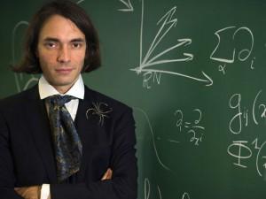 Le mathématicien français Cédric Villani et le système scolaire