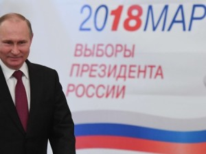Pourquoi réélire Poutine ?
