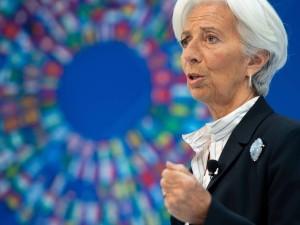 Au secours, Lagarde revient !