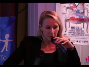 Contre l'avis de Marine Le Pen, Marion Maréchal-Le Pen veut supprimer les aides au Planning familial