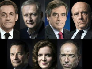 Primaires de la droite et du centre : des hauts et débats.