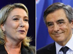 Entre Fillon et Le Pen : programme contre programme !