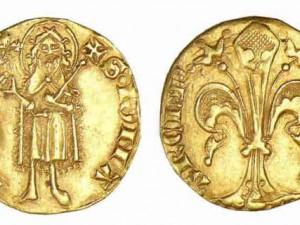 Un professeur contre l'euro : Claudio Borghi veut le rétablissement du florin des Médicis en Italie.