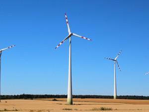 Éoliennes et corruption.