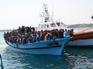 Eurodame, help ! Un clip de propagande en faveur de l'immigration en Europe
