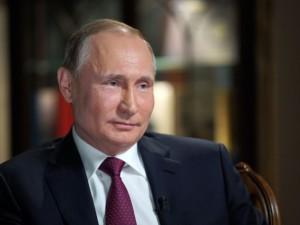 Vladimir Poutine au sommet