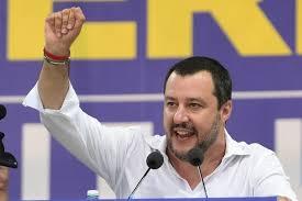 Salvini a encore bien des choses à dire !
