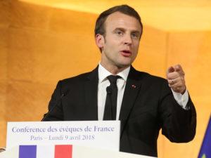 Les cathos et le vote Macron : pour combien de temps encore ?