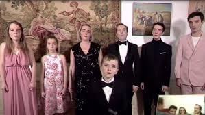 Famille Lefèvre : la victoire en chantant