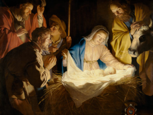 Entrons dans la joie de Noël !